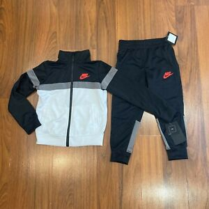 Nike Youth Boy's Multi-Color Tracksuit Size 4, 6, 7 New