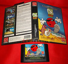 COOL SPOT Sega Mega Drive Versione Europea PAL ○ SENZA MANUALE - DH