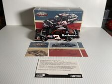 DALE EARNHARDT 1989  # 3 GOODWRENCH MONTE CARLO 1/24 ACTION NASCAR DIECAST .