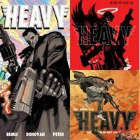 HEAVY #1 - VAULT COMICS *PRE-SALE* 9/16/20 COMIC BOOK Max Bemis