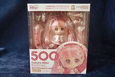 New • Sealed • Nendoroid 500 Sakura Miku Hatsune Bloomed in Japan Good Smile