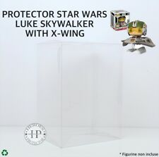 PROTECTOR LUKE SKYWALKER WITH X-WING PROTECTION FUNKO POP Protector Vinyl Case