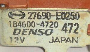 NEW GENUINE/OE 184600-4720 1846004720 27690-E0250 27690E0250 for HINO 27690E0250