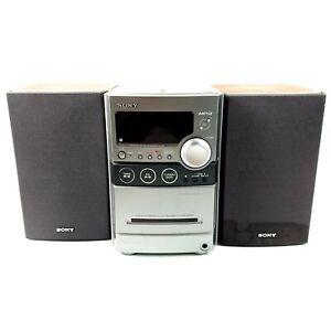 Sony HCD-NEZ33 Micro Hi-FI Stereo System CD Cassette Tape Player FM/AM Radio
