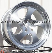 19X9.5 +22 Varrstoen Mk2  5x114.3 +22 Silver Wheel Fits Evo 8 9 X Wrx Sti 240Sx