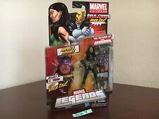 NEW!! Marvel's MADAMES HYDRA VIPER Arnim Zola BAF Build A Figure TORSO CL4-7
