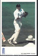 Sports Postcard - International Cricket - Adam Parore - Auckland  MB2847