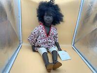 Sigikid Ilse Wippler Vinyl Puppe 64 cm. Top Zustand