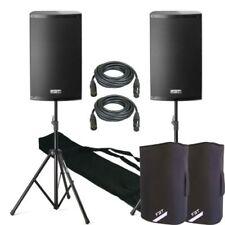 Paquetes de DJ y PA 2000W para DJ y espectáculos
