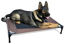 X-LARGE DOG COT Outdoor Cooling Pet Cot Elevated Bed For dogs up to 150 lbs
