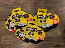 Mashems Mashmallows Mickey Mouse 3-Pack Disney Series 1 Squeezable Basic Fun