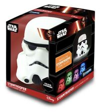 Disney Star Wars Stormtrooper 'Illumi-mates' Led Light Brand New Gift