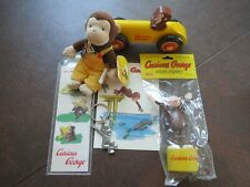 Curious George Toy Collection