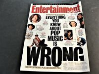 Entertainment Weekly- Everything about Pop Music - February 19, 1993, Magazine.