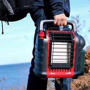 Mr. Heater F232000 MH9BX Buddy 4,000-9,000-BTU Indoor-Safe Portable Propane Rad