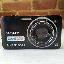 Sony Cyber-shot DSC-WX5 Digital Camera - Black And Silver