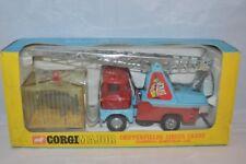 CORGI TOYS 1144 Chipperfields Circus Crane Scammell Handyman 99.9% mint in box