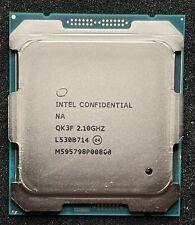 *USED* INTEL XEON E5-2620 V4 *ES* 8Core Cache 2.10 GHz CPU QK3F