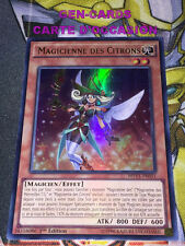 OCCASION Carte Yu Gi Oh MAGICIENNE DES CITRONS MVP1-FR051