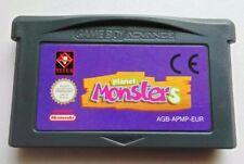 Planet Monsters [Nintendo GameBoy Advance/SP/DS/Lite Game] GENUINE