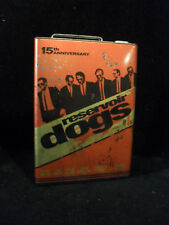 Reservoir Dogs 15th anniversary gas can tin dvd 2006