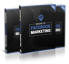 Magnetic Facebook Marketing- eBook,and Bonuses on 1 CD