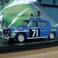 1:43  Renault 8 Gordini Vainqueur Rallye 1962 Champion  Diecast Car Model Toy