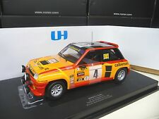 1:18 UH Renault 5 Turbo Ragnotti Winner France 1980 Universal Hobbies NEU NEW