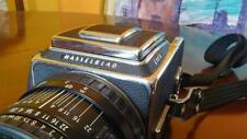 Hasselblad 501 cm + carl zeiss 80mm f 2.8 Come Nuova!