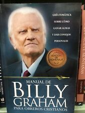 Manual de Billy Graham para Obreros Cristianos by Billy Graham (1995, Paperback)