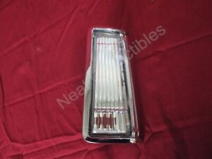 NOS OEM Plymouth Voyager Dodge Caravan Town & Country Side Marker Clear Lens RH