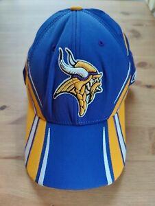 Reebok Sideline Minnesota Vikings NFL Authentic Rbk Cap Hat Nice New