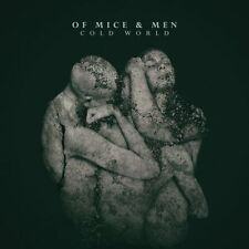 OF MICE & MEN Cold World CD BRAND NEW Gatefold Sleeve