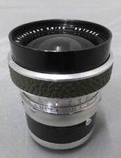 Carl Zeiss Vintage Camera Lenses