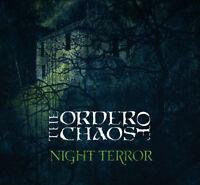 The Order Of Chaos Night Terror CD EP 2018 Thrash Metal New