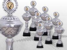 8er Pokalserie Pokale SilverLiberty mit Gravur und Emblem Pokale günstig kaufen