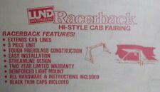Razerback Cab Fairing Lund 14051 For; Ford F-150 Ext Cab Fleetside 1999-2003