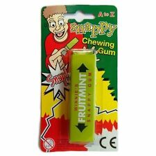SNAPPY CHEWING GUM JOKE TOY BOY GIRL PRANK GAG GIFT BIRTHDAY PARTY BAG FILLER
