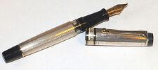 Penna stilografica AURORA Optima collezione gioiello argento OFFERTA!!!