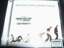 Robin Thicke The Evolution Of Robin Thicke CD – Like New