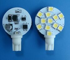 10x T10 921 194 12-5050 SMD LED Bulb lamp Super Bright,White AC/DC 12~24V #YA
