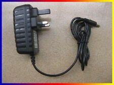 UK Plug Power Supply Adapter For Scott DPX12 Portable DVD Player