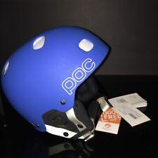 MSRP $150 POC Receptor BUG Snowboard Ski Helmet, Krypton Blue, Extra Small/Small