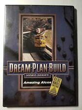 Dream Plan Build-  Amazing Alcos  Real Rails Edition