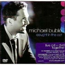 Michael Buble Caught in The ACT Cd/dvd PAL Region 2 3 4 5
