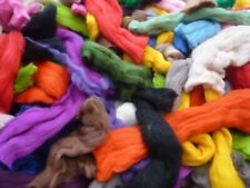 Heidifeathers® Felting Wool Scraps Packs - Felting, Spinning, Off Cuts, Roving