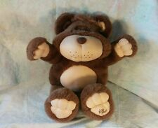 Bare Foot Bear 2013 Teddy Plush Teamclever LTD 16""