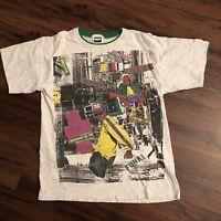 Vintage 90s Hip Hop African American Culture Shirt Large Tultex