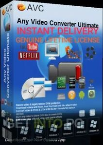 Ultimate Video Converter Full Version GENUINE LIFETIME ACTIVATION FAST DELIVERY