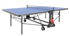 Tischtennisplatte outdoor Sponeta 4 73 e Blau wetterfest Tischtennistisch m Netz